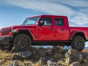14 The 2020 Jeep Gladiator Dimensions Performance