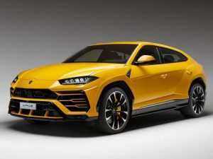 14 The 2020 Lamborghini Price Exterior