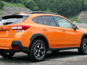 14 The 2020 Subaru Crosstrek Xti Interior