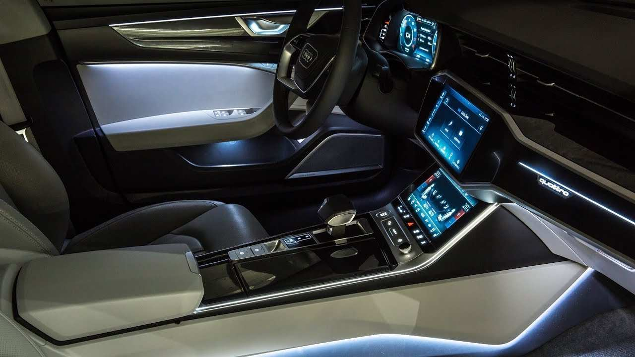 14 The Best 2019 Audi A7 Interior Configurations