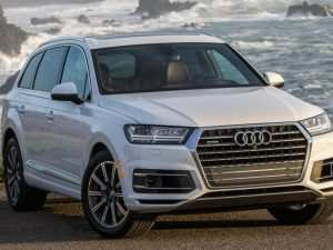 14 The Best 2019 Audi X7 Research New