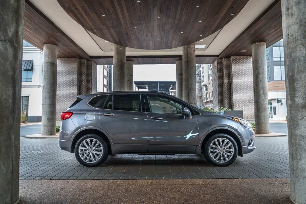 14 The Best 2019 Buick Envision Price Design And Review