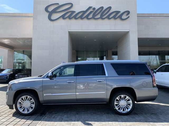 14 The Best 2019 Cadillac Escalade Platinum First Drive