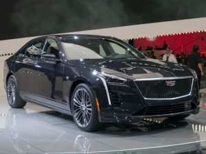 14 The Best 2019 Cadillac V8 New Concept