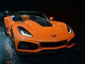 14 The Best 2019 Chevrolet Corvette Price Redesign and Concept