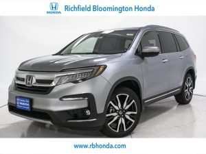 14 The Best 2019 Honda Pilot 5 Passenger Review and Release date