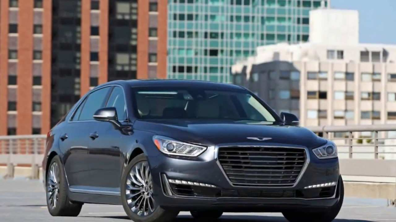 14 The Best 2019 Hyundai Genesis G90 Review And Release Date