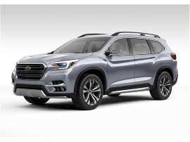 14 The Best 2019 Subaru Ascent Debut History