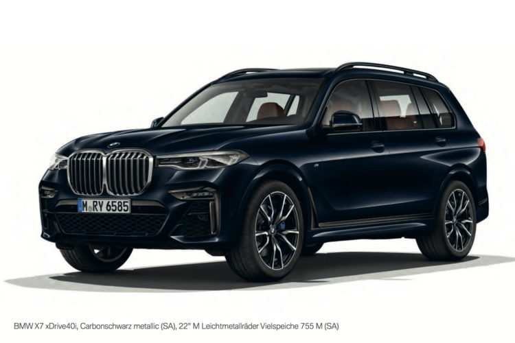 14 The Best 2020 Bmw X7 Review