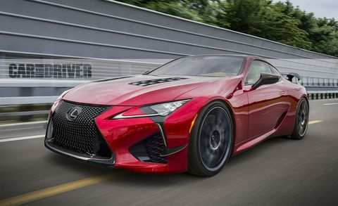 14 The Best 2020 Lexus Lc F Price Design And Review