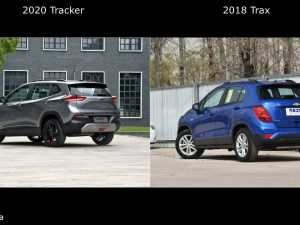 All New Chevrolet Trax 2020