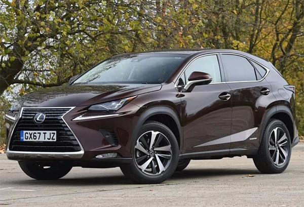 14 The Best Lexus Nx New Model 2020 History