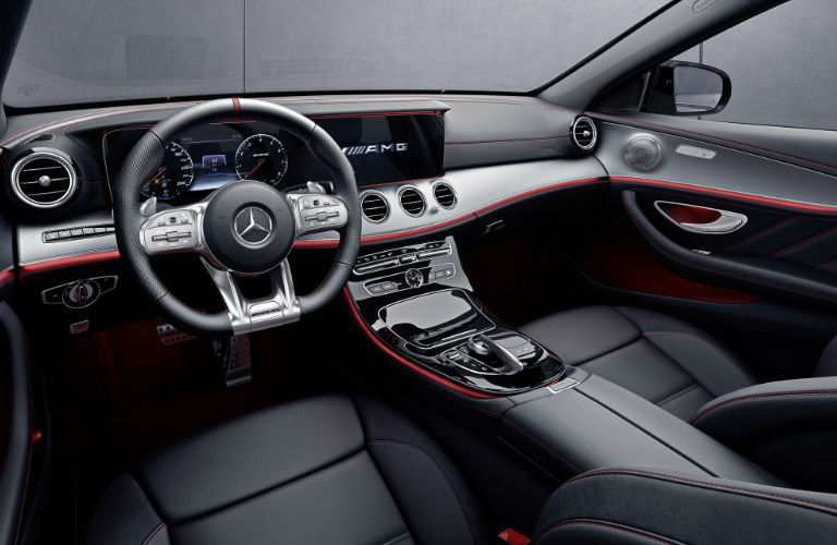 14 The E200 Mercedes 2019 Interior