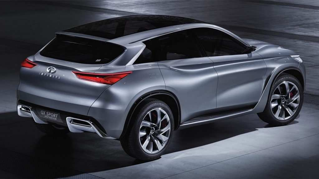 14 The Infiniti Fx 2020 Redesign And Review