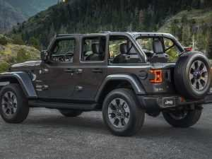 14 The Jeep Sahara 2020 Spesification
