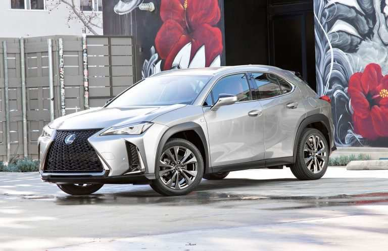 14 The Lexus Rx Facelift 2019 Interior