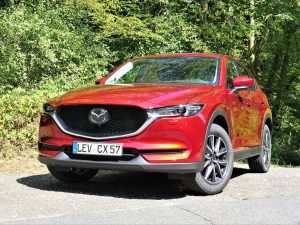 14 The Mazda Cx 5 2020 6 Zylinder Performance and New Engine
