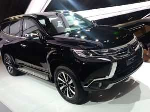 14 The Mitsubishi Pajero Full 2020 Model