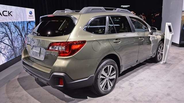 14 The Subaru Outback Hybrid 2020 New Review