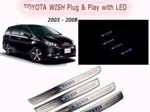 14 The Toyota Wish 2020 Images