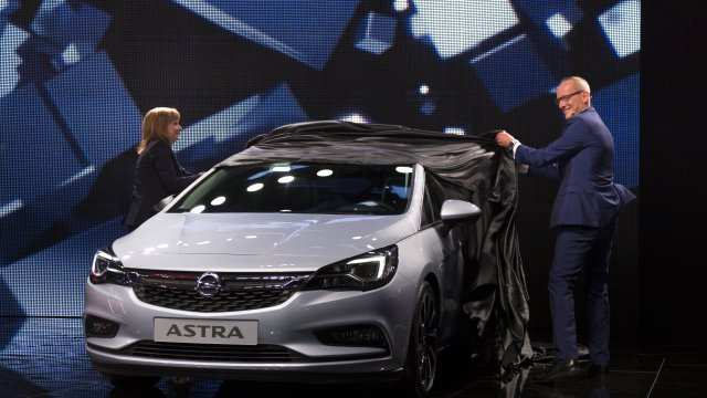14 The Yeni Opel Astra 2020 Style
