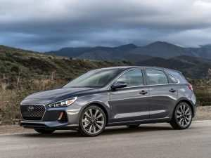 15 A 2019 Hyundai Accent Hatchback New Concept