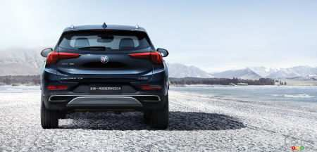 15 A 2020 Buick Encore Reveal Redesign And Concept