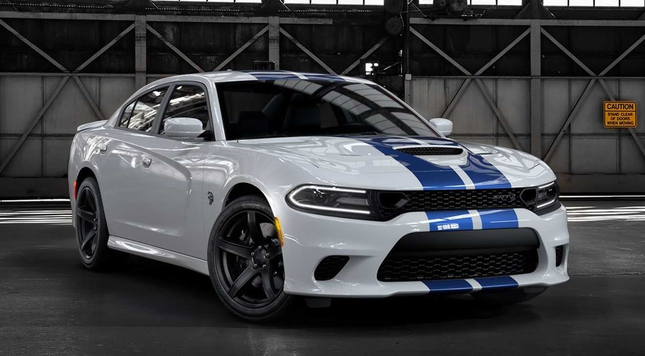 15 A 2020 Dodge Charger Engine Exterior