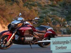 15 A 2020 Honda Goldwing Valkyrie Performance