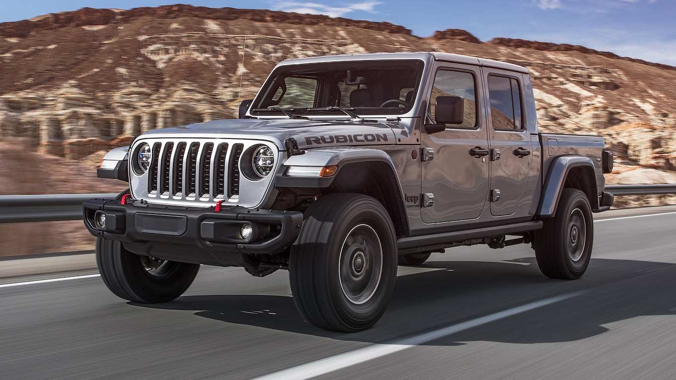 15 A 2020 Jeep Gladiator Lease Price And Release Date