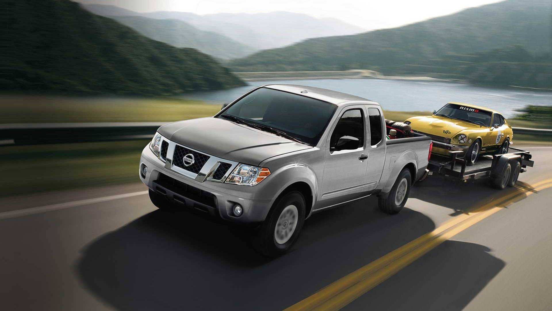 15 A 2020 Nissan Frontier Picture