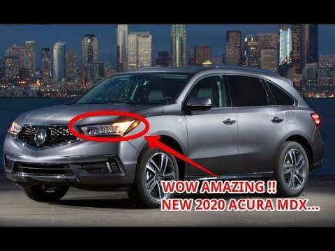15 A Acura Mdx 2020 New Model New Review