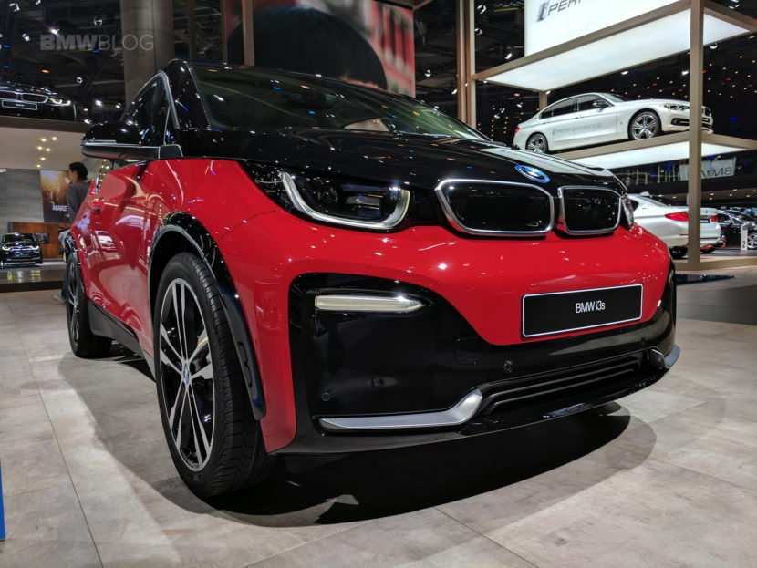 15 A BMW I3 2020 Model Picture
