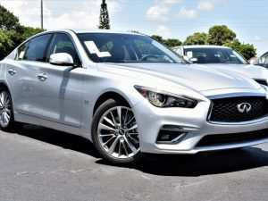 15 A Infiniti Q50 For 2020 Pricing