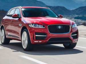 15 A Jaguar 2019 F Pace Spesification