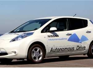 15 A Nissan Autonomous Car 2020 Redesign and Review