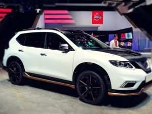 15 A Nissan X Trail Next Generation 2020 Spesification