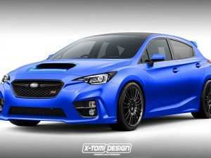 Subaru Hot Hatch 2020