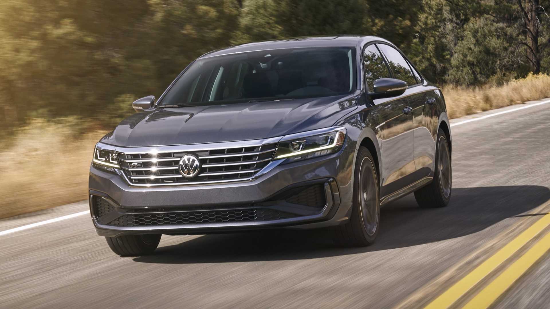 15 A Volkswagen Us Passat 2020 New Model and Performance