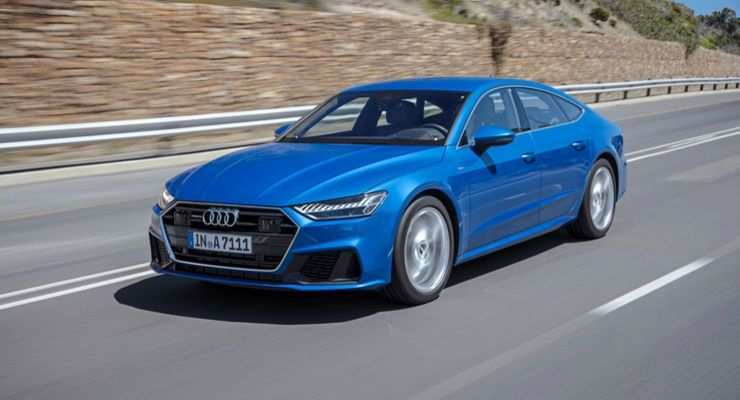 15 All New 2019 Audi A7 0 60 First Drive