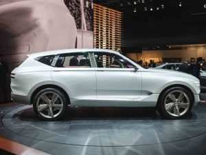 15 All New 2019 Genesis Gv80 Specs and Review