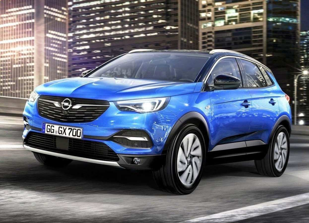 15 All New 2019 Opel Suv Ratings
