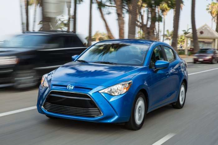15 All New 2019 Toyota Ia First Drive