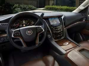 15 All New 2020 Cadillac Escalade Interior Price and Release date