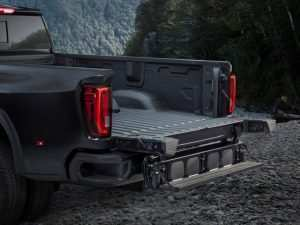 2020 Gmc 2500Hd Heads Up Display