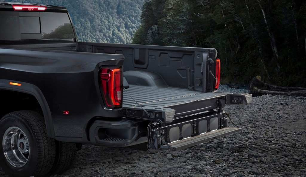 15 All New 2020 Gmc 2500Hd Heads Up Display Release