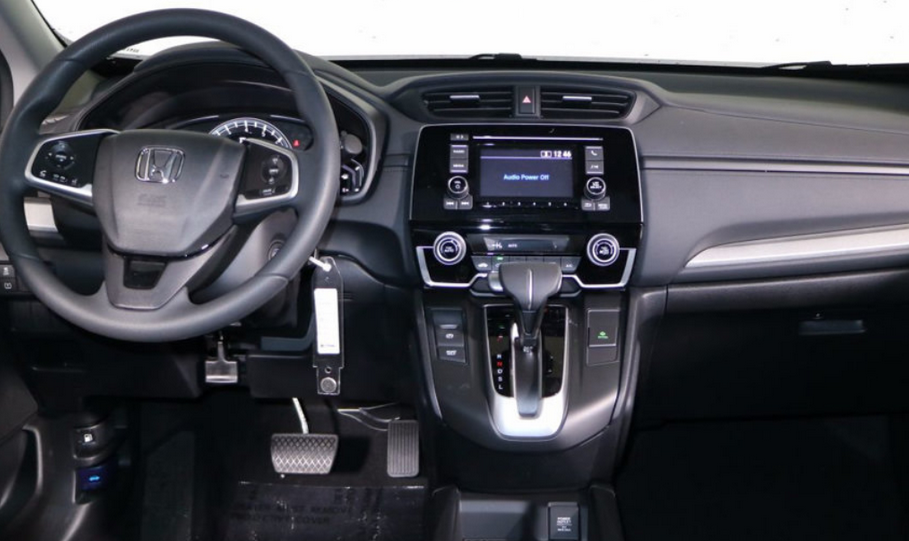 15 All New 2020 Honda Crv Interior Review And Release Date