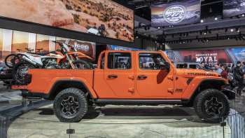 15 All New 2020 Jeep Gladiator Motor Review