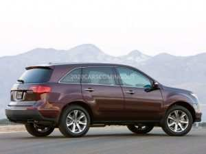 15 All New Acura Mdx 2020 Spy Configurations