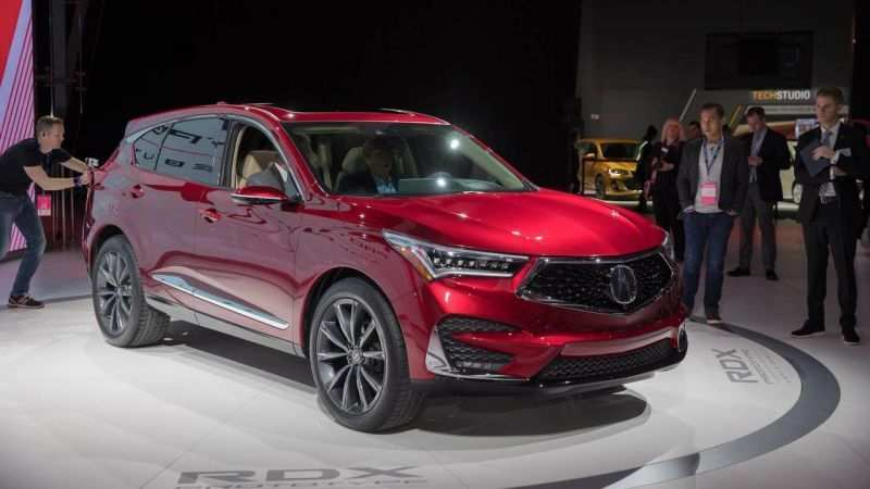 15 All New Acura Mdx 2020 Spy Release Date and Concept